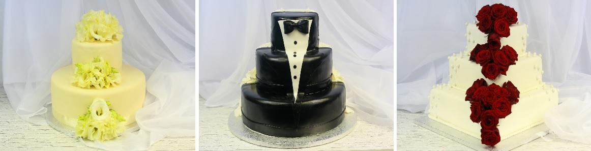 tort na wesele Dolnośląskie