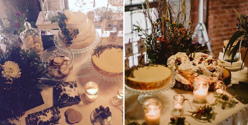 słodki stól na wesele Gdańsk
