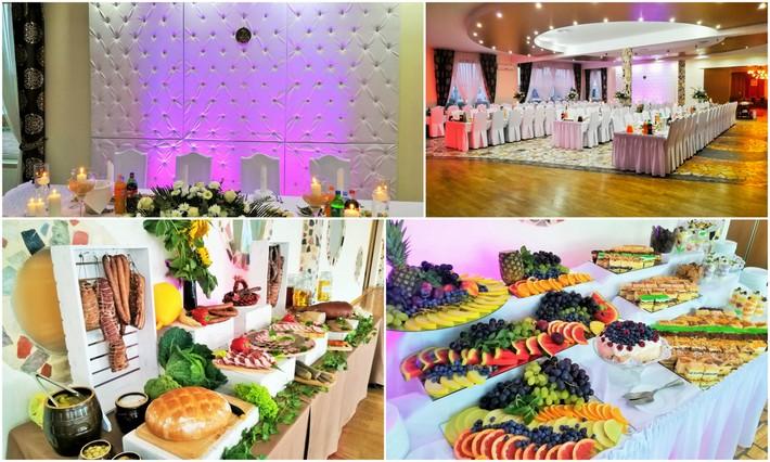 wesele w hotelu Mińsk Mazowiecki