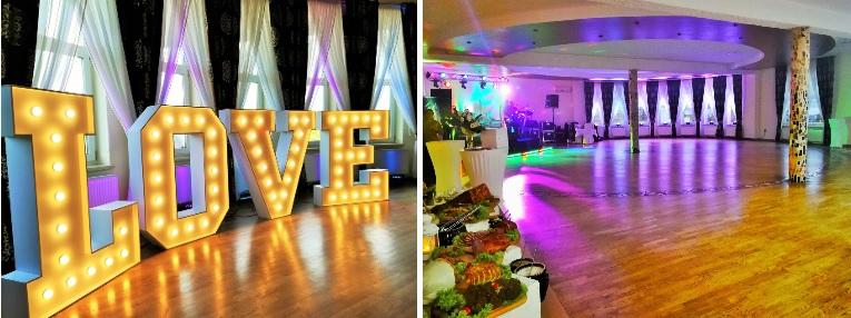 sala na wesele w Mińsku Mazowieckim