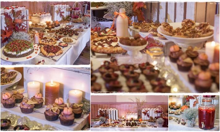 słodki stół na wesele Sieradz