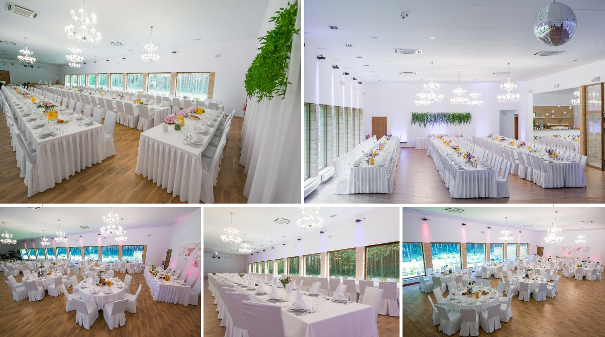 wesele w restauracji kałki